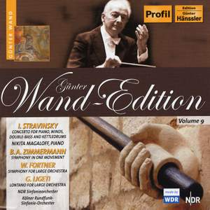 Günter Wand Edition Volume 9