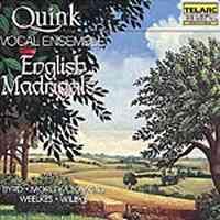 English Madrigals (a cappella)