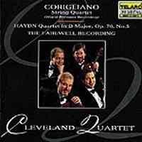 Haydn: String Quartet No. 76 & Corigliano: String Quartet