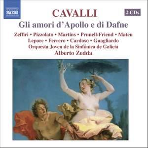 Cavalli: Gli amori d'Apollo e di Dafne