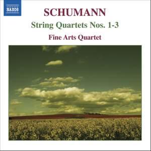 Schumann - String Quartets Nos. 1-3