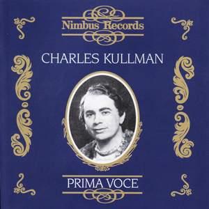 Charles Kullman - European Columbia Recordings