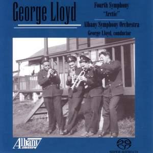 Lloyd, G: Symphony No. 4 'Arctic'