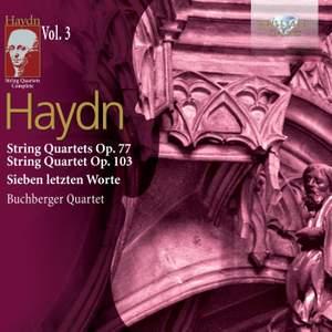 Haydn - String Quartets Volume 3