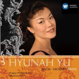Bach & Mozart - Arias