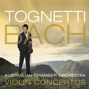 Bach - Violin Concertos Product Image