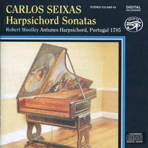 Carlos Seixas - Harpsichord Sonatas Product Image