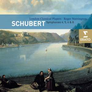 Schubert: Symphonies Nos. 4, 5, 6 and 8