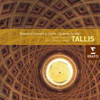 Tallis: Latin Church Music