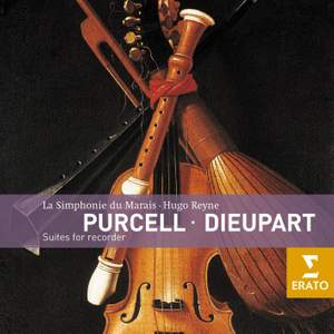Purcell: A Collection of Ayres for recorders, etc.