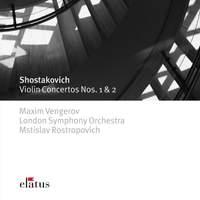 Shostakovich: Violin Concerto No. 1 in A minor, Op. 99, etc.