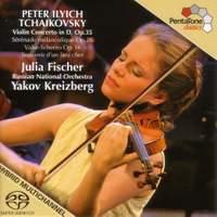 Tchaikovsky: Works for Violin & Orchestra