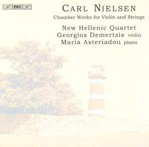 Nielsen - Chamber Works for Violin and Strings