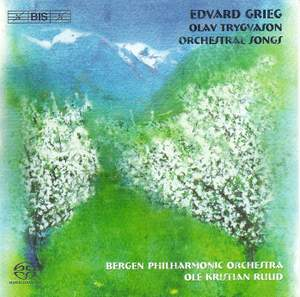 Grieg - Orchestral Songs