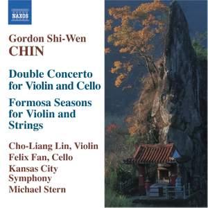 Gordon Chin: Double Concerto & Formosa Seasons