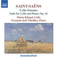 Saint-Saëns - Cello Sonatas