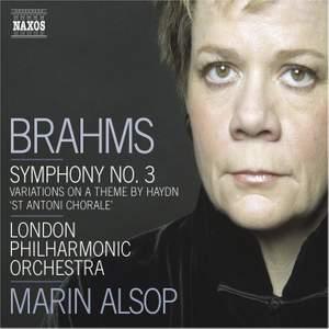 Brahms: Symphony No. 3