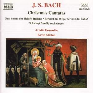 J. S. Bach: Christmas Cantatas