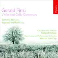 Finzi: Violin & Cello Concertos