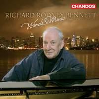 Richard Rodney Bennett - Words and Music