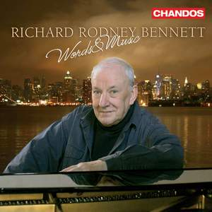 Richard Rodney Bennett - Words and Music