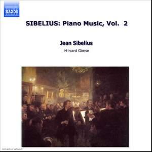 Sibelius: Piano Music Vol. 2 Product Image