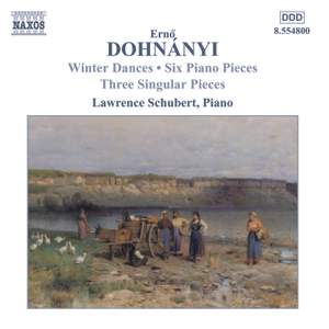 Dohnányi: Piano Works Volume 2