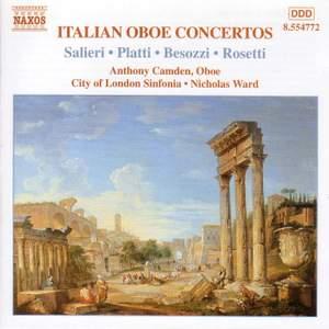 Italian Oboe Concertos, Vol. 2