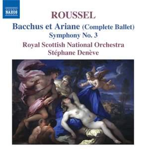 Roussel: Symphony No. 3