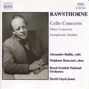 Rawsthorne: Cello Concerto