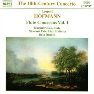 Hofmann: Flute Concertos, Vol. 1