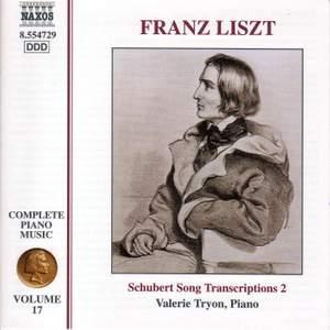 Liszt: Complete Piano Music Volume 17