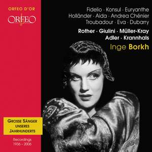 Great Singers of our Century - Inge Borkh