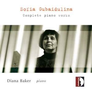 Gubaidulina - Complete piano music