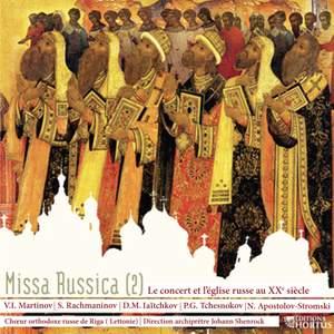 Missa Russica Volume 2