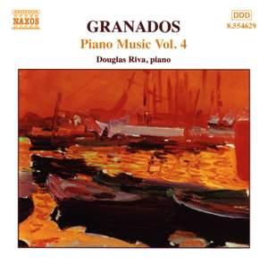 Granados - Piano Music Volume 4 Product Image