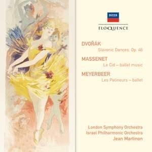 Dvorak: Slavonic Dances, Massenet: Le Cid & Meyerbeer: Les Patineurs Product Image