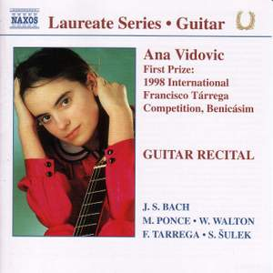 Guitar Recital: Ana Vidovic