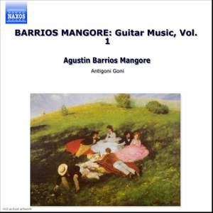 Barrios - Guitar Music Volume 1