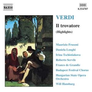 Verdi: Il Trovatore (highlights)