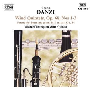 Danzi: Wind Quintets & Horn Sonata