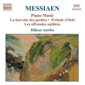 Messiaen - Piano Music