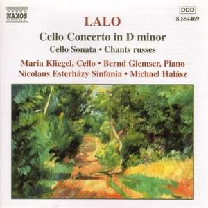 Lalo: Cello Concerto