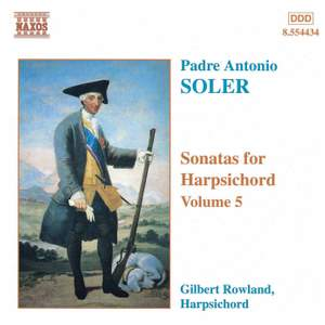 Soler - Sonatas for Harpsichord Volume 5