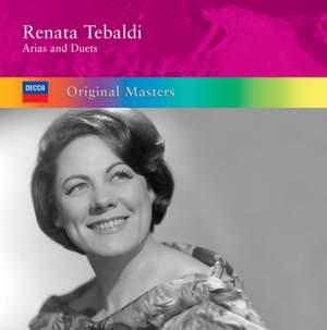 Renata Tebaldi - Arias and Duets