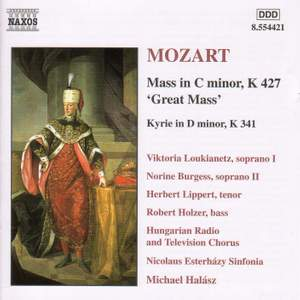 Mozart: 'Great' Mass & Kyrie in D minor