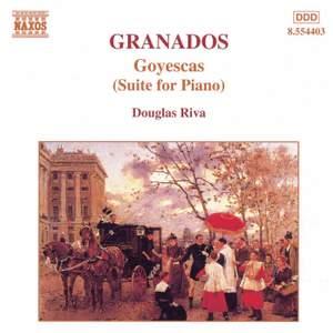 Granados - Piano Music Volume 2