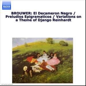 Brouwer - Guitar Music Volume 2