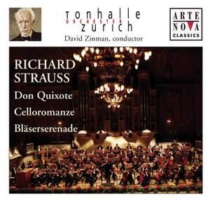 Strauss, R: Don Quixote, Op. 35, etc.