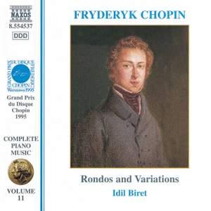 Chopin: Rondos & Variations Product Image